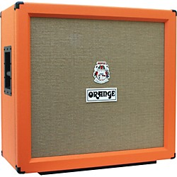 Orange Amplifiers PPC Series PPC412-C 240W 4x12 Guitar Speaker Cabinet (PPC412-C)
