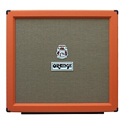 Orange Amplifiers PPC Series PPC412COM 4x12 240W Compact Closed-Back Guitar Speaker Cabinet (PPC412COM)