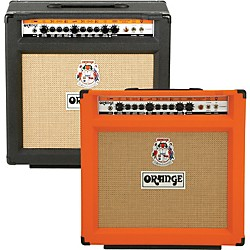Orange Amplifiers Rockerverb 50C MK II 50W 1x12 Tube Guitar Combo Amp (RK50TC MK II 112 Black)