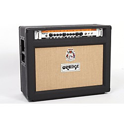 Orange Amplifiers Rockerverb RK50C MKII 50W 2x12 Tube Guitar Combo Amp (RK50C MKII 212 Black)