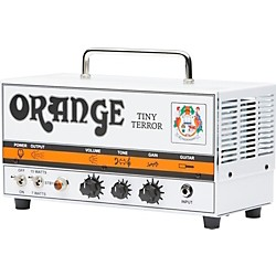 Orange Amplifiers Tiny Terror Series TT15 15W Tube Mini Amp Head (TT15)