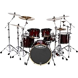 Orange County Drum & Percussion Avalon 6-piece Shell Pack (OCA6022-SBM-KIT)