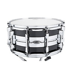 Orange County Drum & Percussion Hybrid Maple Steel Snare Drum (OC0714HBPBC)