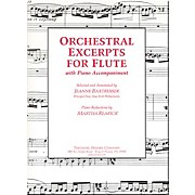 Carl Fischer Orchestral Excerpts For Flute