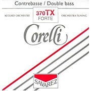 Corelli Orchestral TX Tungsten Series Double Bass String Set