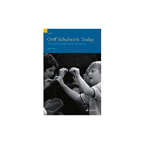 Schott Orff Schulwerk Today - Nurturing Musical Expression and Understanding (Book/CD)-thumbnail