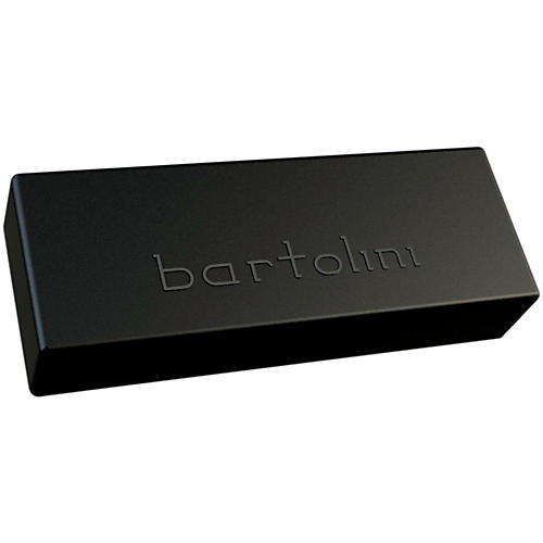 Bartolini Original Bass Series 4-String M4 Soapbar Dual Coil Neck Pickup-thumbnail