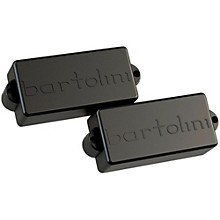 Bartolini Original Series Bass 5-String P Bass Vintage Voicing Single Coil Pickup