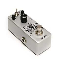 Outlaw Effects Lock-Stock-Barrel Guitar Distoriton Pedal (LOCK-STOCK-BARREL)