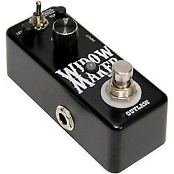 Outlaw Effects Widow Maker Metal Guitar Distortion Pedal (WIDOW-MAKER)