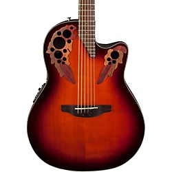 Ovation Celebrity Elite Acoustic-Electric Guitar (CE44-1_141419)