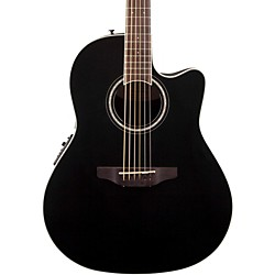 Ovation Celebrity Standard Mid Depth Cutaway Acoustic Electric Guitar (CS24-5)