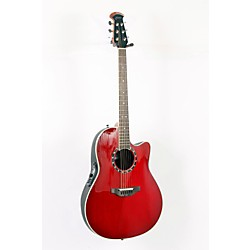 Ovation Standard Balladeer 1771 AX Acoustic-Electric Guitar (USED005011 1771AX-CCB No)