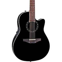 Ovation Standard Balladeer 2751 AX 12-String Acoustic-Electric Guitar (2751AX-5 No Case)
