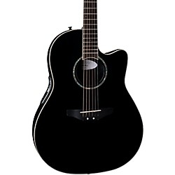 Ovation iDea Celebrity Acoustic-Electric Guitar with Built-In MP3 Recorder (CC24SI-5)