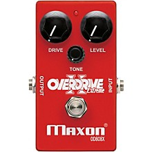 Maxon Overdrive Extreme Guitar Effects Pedal