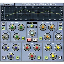 Sonnox Oxford EQ (Native) Software Download