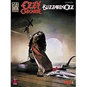 Hal Leonard Ozzy Osbourne Blizzard of Ozz Guitar Tab Book