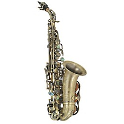 P. Mauriat 2400 Series Curved Soprano Saxophone (PMSS-2400DK)