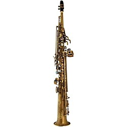 P. Mauriat System 76 1-Piece Professional Soprano Saxophone (SYSTEM-76SUL1)