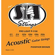 SIT Strings P1150 Pro Light Phosphor Bronze Acoustic Guitar Strings