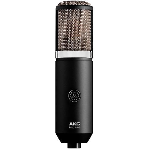 AKG P820 Project Studio Tube Microphone-thumbnail