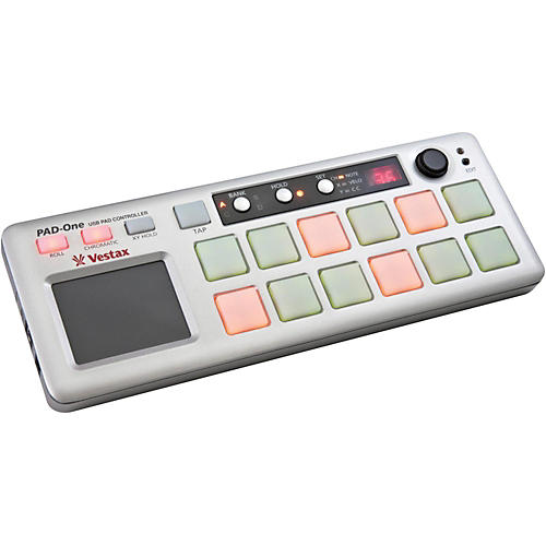 Vestax PAD-One USB MIDI Pad Controller-thumbnail
