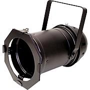 American DJ PAR-64B Black Aluminum PAR 64 Can