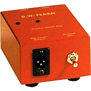 D.W. Fearn PDB Passive Direct Box
