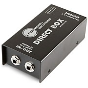 Livewire PDI Double Shielded Heavy Duty Passive Direct Box