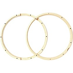 PDP 10 Lug Pair - Wood Snare Hoops (PDAXWH1410P)