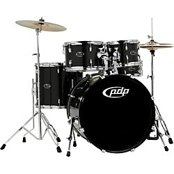PDP CENTERstage 5-piece Drum Set with Hardware and Cymbals (PGCE22KTOS)