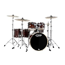 PDP Concept Birch 6-Piece Shell Pack (PDCB2216TW-KIT)