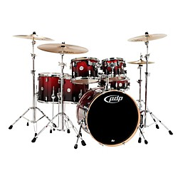 PDP Concept Maple by DW 6-Piece Shell Pack (PDCM2216RB-KIT)