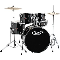 PDP Z5 Complete Drum Set with Hardware & Cymbals (PDZ522CKCB)