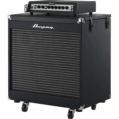 Ampeg PF-500 Portaflex and PF-115HE Stack
