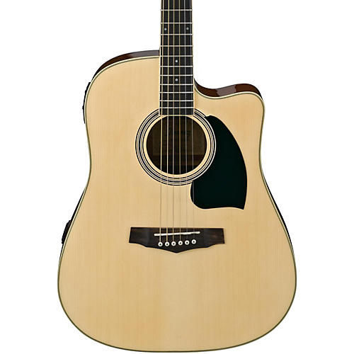 Ibanez PF15ECENT Performance Dreadnought Acoustic-Electric Guitar-thumbnail