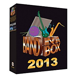 PG Music Band-in-a-Box Pro 2013 (Windows DVD-ROM) (BBE30692)