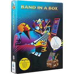 PG Music UltraPAK Band-In-A-Box and RealBand 2009 for Windows Software (PG-BBUP-M)