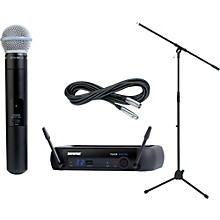 Shure PGXD24/Beta58A Handheld Wireless Package