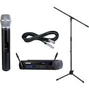 Shure PGXD24/SM86 Handheld Wireless Package