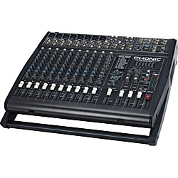 PHONIC Powerpod 1860 Plus Powered Mixer (1860 POWERPOD)