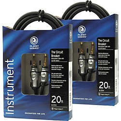 PLANET WAVES Circuit Breaker Cable 20-Foot Buy One Get One Free (KIT-339129)
