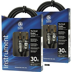 PLANET WAVES Circuit Breaker Cable 30-Foot Buy One Get One Free (KIT-339128)