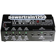 Pedaltrain POWERTRAIN 1250 Multi-Output Power Supply