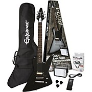 Epiphone PRO-1 Explorer Electric Guitar Pack