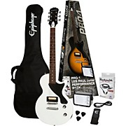 Epiphone PRO-1 Les Paul Jr. Electric Guitar Pack