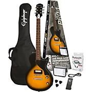 Epiphone PRO-1 Les Paul Jr. Electric Guitar Pack