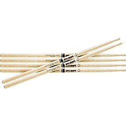 PROMARK 3-Pair Japanese White Oak Drumsticks (PW727W-3PK)