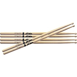 PROMARK 6-Pair American Hickory Drumsticks (TX2BN-6Pk)